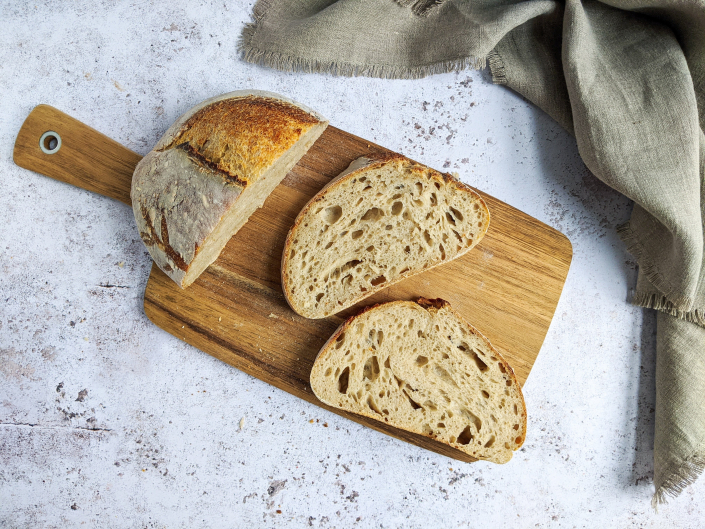 Homemade Gluten Free Bread | Recipe